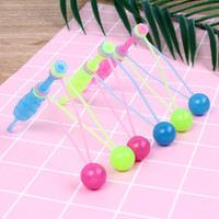 Wholesale flash music ball wholesale online - Originality Children Flashing Toy Handy Noctilucent Touch The Ball s Generation Childhood Classic Nostalgic Toys Gift qj W