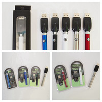 Wholesale Vape Pen Battery Thread Batteries mAh V V Vertex Blister Preheating Battery for CE3 g2 Oil Cartridge Tanks E cigarette Battery