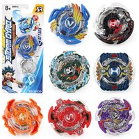 Wholesale beyblade toys for sale - 2018 new US burst Beyblade toy BB812 alloy battle gyro student anime peripheral single gyro game
