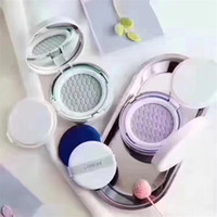 Wholesale light normal online - Korea Cosmetic Laneige Skin Veil Base Air Cushion BB Concealer Light Green Purple Color