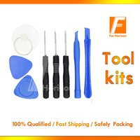Wholesale Repair Pry Kit Opening Tools With Point Star Screwdriver For iPhone G C S G P S SP G P G P