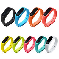 Wholesale m2 smart bracelet for sale - M2 Smart Bracelet smart watch Heart Rate Monitor bluetooth Smartband Health Fitness Smart Band for Android iOS activity tracker DHL