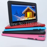 Wholesale cheap android pink tablet for sale - cheap inch tablet Android Allwinner A33Dual Camera Quad Core WIFI bluetooth G sensor OTG Capacitive Screen tablet pc