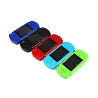 Wholesale portable games consoles for sale - 2 inch Classic Game Player Bit for PVP Station Light Portable Handheld Game Console Good Gift For Kids