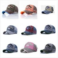 Wholesale sun hat for sale - Letter Alphabet Unisex Baeseball Cap Fashion New Style Korean Stitching Hip Hop Cotton Ball Caps Adjustable Snapback Sun Hat