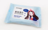 Wholesale pc 25 for sale - BIOAQUA Makeup remover Wet wipes Disposable Makeup remover Easy to clean makeup wipes Natural care