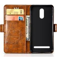 Wholesale leagoo phone for sale - Vintage Embossing Flip Leather Case For Leagoo M9 M7 M5 Case Silicone Soft For Leagoo M8 M8 Pro Cover Phone Cases Bags