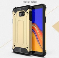 Wholesale Hybrid Armor Case For Samsung Galaxy J4 Plus J6 A7 Huawei Mate Pro Lite Honor X Max Redmi NOTE6 Oneplus T Shockproof Cover