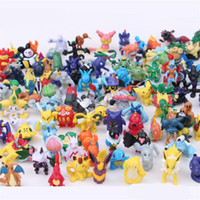 Wholesale toy dolls for children online - Doll Gashapon Small Ornament Kids Figures Toys Many Styles Cartoon Miniature Model Toy Gift For Children yx W