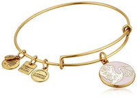 Wholesale alex and ani online - Alex and Ani Charity by Design Elephant ii Bangle Bracelet