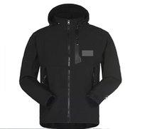 Wholesale mens winter jackets for sale - Face North Mens Luxury Brand Designer Jackets Casual Waterproof Winter Coats Male Female Outdoor Hooded Logo Printed Windbreaker
