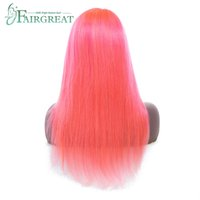 Wholesale brazilians wig cap online - Malaysian Straight Human Hair Wigs Density Lace Front Wigs With Baby Hair Adjustable Cap Remy Hair