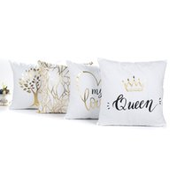 Wholesale cm Designs Tree of Life Cushion Covers Bedroom Seat Christmas Gifts Home Decor Kitchen Accessories Party Decoration