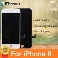 Wholesale Excellent Quality AAA Display for iPhone Lcd Screen Assembly Factory Directly Supply Cold Press Frame No Dead Pixel DHL Fast Shipping