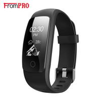 Wholesale id107 smart bracelet for sale - ID107 plus smart Bracelet Bluetooth movement heart rate Bracelet information calls reminder photos