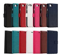 Wholesale wallet case online - For iphone X plus in Magnetic Magnet Detachable Removable Wallet Leather case Cover iphone Samsung S9