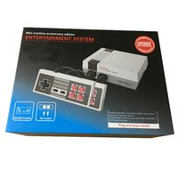 Wholesale free handheld tv online - Mini TV Video Handheld Game Console Entertainment System Model FOR NES for NES Games PAL NTSC DHL Free