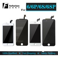 Wholesale For iPhone LCD Display Grade AAA Plus s S Plus LCD Display Digitizer Assembly Replacement