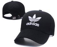 Wholesale sun hat online - Designer Mens Baseball Caps New Brand luxury Hats Gold Embroidered bone Men Women casquette Sun dad Hat gorras Sports snapback Cap