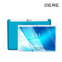 Wholesale QERE QR8 Tablets pc Inch ten Core G G Android WiFi IPS Bluetooth MTK6797 G WiFi Call Phone Tablet pc
