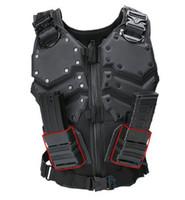 Wholesale vest body armor online - Unloading Tactical Men Combat Vest Tactical Military Vest Camouflage Vest Body Molle Armor Cs Jungle Equipment Masculino Jackets