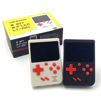 Wholesale Mini Handheld TV Game Console Games bit classic Game Player for gift
