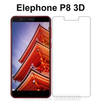 Wholesale elephone phone for sale - Tempered Glass For Elephone P8 D Glass H Explosion proof Mobile Phone Screen Protector for Elephone P8 D Case Film