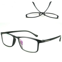 260cb4c79178 Wholesale games ray online - NEW TR90 Blue Light Blocking Glasses Square  Eyeglasses Frame Black Anti