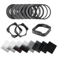 Wholesale camera filters online - Filter Neutral Density Gradual ND Square Filters Adapter Rings Holder for Cokin P Series System for DSLR Camera Lens Camera Filter