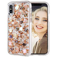 Wholesale For Iphone plus plus plus X XR Xs Max Case Mate Case Made with Real Pearl Shell Slim Protective Design