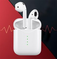 Wholesale I10 TWS Bluetooth binaural stereo wireless charging stand mobile phone Bluetooth headset FOR iphone6 S X XS XR plus MAX