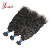 Wholesale good weft human hair for sale - Peruvian Human Virgin Natural Wave Hair Machine Double Weft Good Quality Cheap Price Inches Soft And Smooth Grade A Hair Bundles