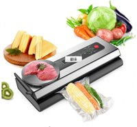 Wholesale Vacuum Sealer Machine With Food Vacuum Bags Packaging Packs For Vacuum Packer Packing For Baking Cookin LLFA