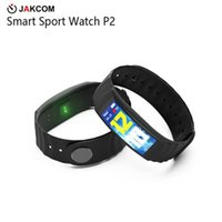 Wholesale JAKCOM P2 Smart Watch Hot Sale in Smart Devices like number huwai mobiles fitness tracker