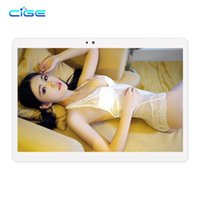 Wholesale android tablet online - DHL Inch Tablet PC Octa core MT8752 GB GB Phablet Dual SIM Card G LTE Android x1200 Full HD IPS