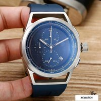 Wholesale bangs online - High Quality Men Watch mm Racing car Quartz Battery Luxury Watches Top Brand Rubber Strap Silver shell Big Bang Gift mens pp6750