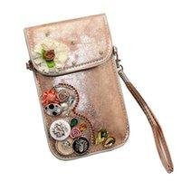 Wholesale wholesale jelly purses handbags online - Sleeper Women Mobile Phone Bag Clutch Purse Fashion Handbag Wallet Bolsos Mujer