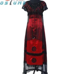 Titanic Jack Rose Jump Long Lace Dress Black Red Party Cosplay Costumes For Women  Victorian Custom Made bb5c9ff9992f