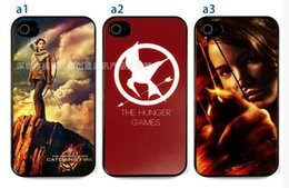 Game cases wholesale online shopping - Image The Hunger Games phone case for iphone s plus Samsung Galaxy S3 hard plastic cover from alisy