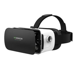 Virtual reality controller online shopping - Virtual Reality VR Box SHINECON SC Y006 VR Virtual Reality Glasses D Goggles Headset Helmet Cardboard With Game Controller