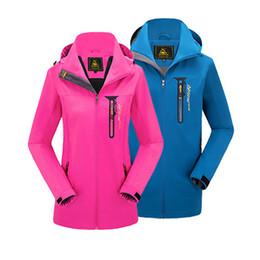 xxl ski jackets women 2019 - MAZEROUT Camping Mountain hiking fishing skiing climbing cycling trekking Outdoor Women Jacket waterproof cheap xxl ski