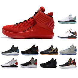 Discount pure platinum shoes - Pure Platinum 32 32s XXXII Mens Basketball Shoes Bred Camo Like Mike Why not Russ MVP Rosso Corsa Jade Outdoor Sports Sn