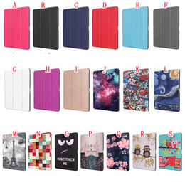 cartoon character sleeping bags 2019 - Auto Sleep Wake Cartoon Owl Fold Wallet Leather Case For Ipad Pro 11 Inch 2018 tablet Sky Star Tower Don't Touch Me