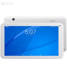 quad core inch 8gb tablet 2019 - 7 Inch Children's Tablet PC Education Android 6.0 Quad Core 1GB+8GB Design Learning entertainment kids tablet tacti