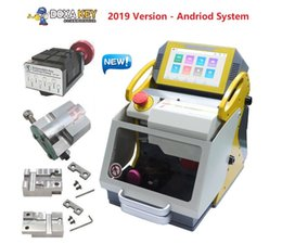 Holden online shopping - Best SEC E9 Automatic Car Key Making Machine Laser Key Cutting Machine For Sale New Key Duplicator
