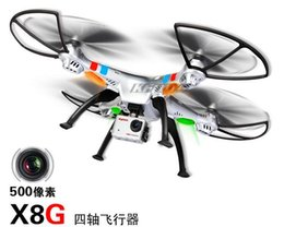 Original Syma X8G 2.4G 6 Axis Gyro 4CH RC Quadcopter Headless mode Professional Drones with 5MP Camera helicopter Helicopter
