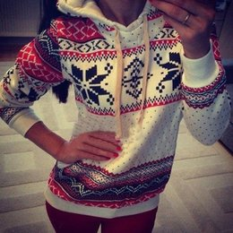 2015 Women Hoody Spring Autumn Sportwear Snowflake Printed flower Fleece French Terry Sweatshirt Women long sleeve Hoodies