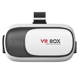 Virtual reality 3d Video online shopping - Head Mounted Virtual Reality D Video Movie Game Glasses D VR Glass For iPhone Android Mobile Phone Cinema NEW