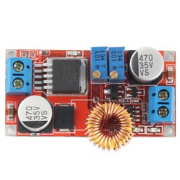 Discount charger board module - 5A DC to DC CC CV Lithium Battery Step down Charging Board Led Power Converter Lithium Charger Step Down Module