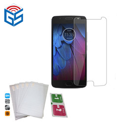 Moto g teMpered online shopping - 2 D Tempered Glass Screen Phone Protector For Motorola G5S Plus XT1803 For Moto G5s G th gen Special Edition XT1795 XT1797